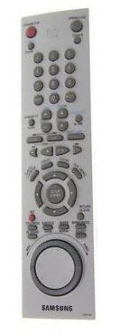 Samsung AK59-00001B náhradní dálkový ovladač jiného vzhledu pro SV-DVD6E
