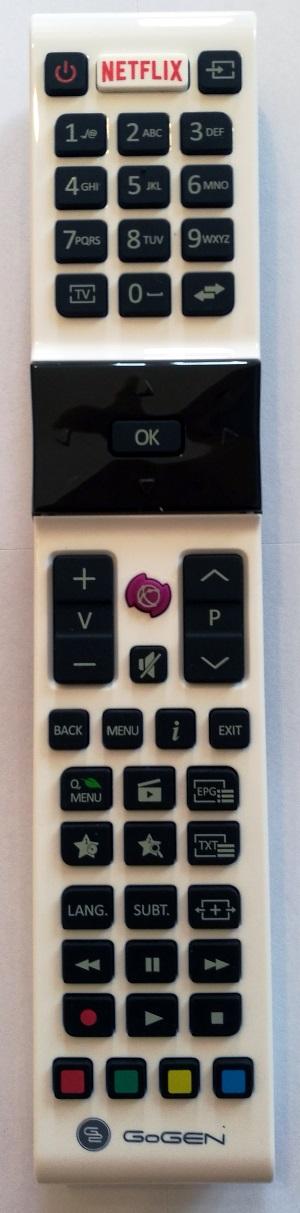 JVC 30092061 RC A49130 original remote control