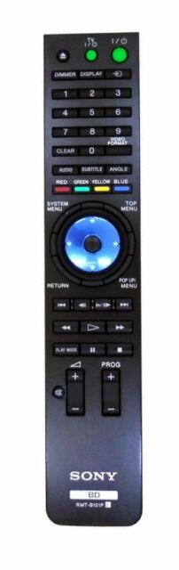 Sony RMT-B101P náhradní dálkový ovladač jiného vzhledu