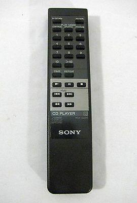 Sony RM-D295, CDP397 CDP491 CDP407 náhradní dálkový ovladač jiného vzhledu