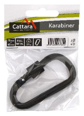 Karabina BLACK STRONG CATTARA