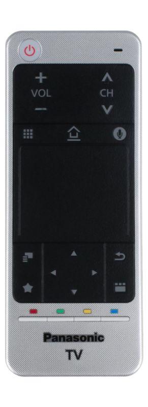 Panasonic N2QBYA000015 originální dálkový ovládač