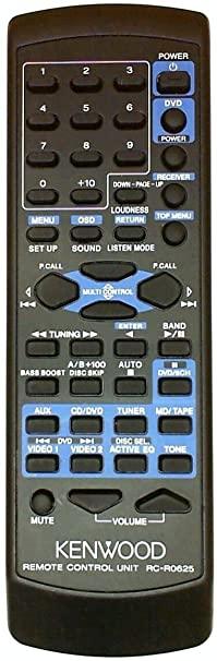 Kenwood KRF-V4080D náhradní dálkový ovladač jiného vzhledu