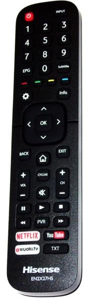 Hisense HE55K3300UWTS originální dálkový ovladač