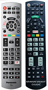 Panasonic N2QAYB001179 náhradní dálkový ovladač se stejným popisem