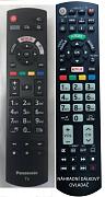 Panasonic 30103575, RC42129M náhradní dálkový ovladač se stejným popisem