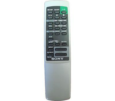 Sony RM-SG5, RM-SG10, RM-SG7, RM-SG8, RM-SG9 náhradní dálkový ovladač jiného vzhledu