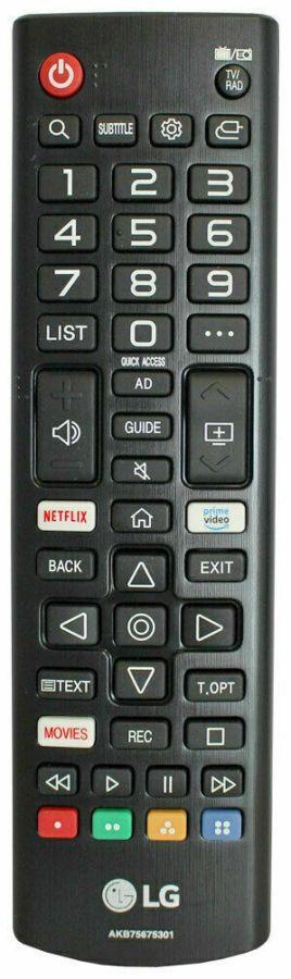 LG 32LM6300 originální dálkový ovladač