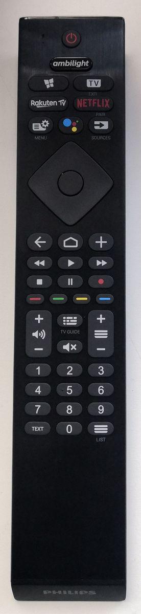 Philips 58PUS8505 originální dálkový ovladač.