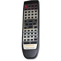 PANASONIC EUR7702KD0, EUR7702KDO  náhradní  dálkový ovladač jiného vzhledu.