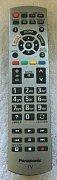 Panasonic TX-40HX810E náhradní dálkový ovladač jiného vzhledu.