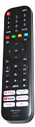Hisense 40A5600F náhradní dálkový ovladač pro seniory.