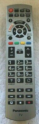 Panasonic TX-58HX810E náhradní dálkový ovladač jiného vzhledu.