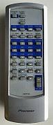 Pioneer AXD7318 náhradní dálkový ovladač jiného vzhledu