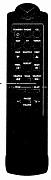 Philips AS 540, AS545 CD náhradní dálkový ovladač jiného vzhledu