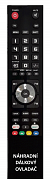 Sony MDS-E11 MDS-JE500 MDS-JE510 MDS-S38 MDS-S707 náhradní dálkový ovladač jiného vzhledu  RM-D7M