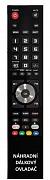 AEG DVD 4606HC náhradní dálkový ovladač jiného vzhledu
