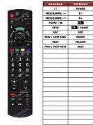 Panasonic N2QAYB000328 náhradní dálkový ovladač jiného vzhledu