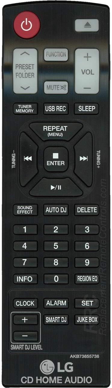 LG AKB73655736 originální dálkový ovladač