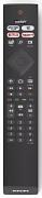 Philips 55OLED706 náhradní dálkový ovladač pro seniory.