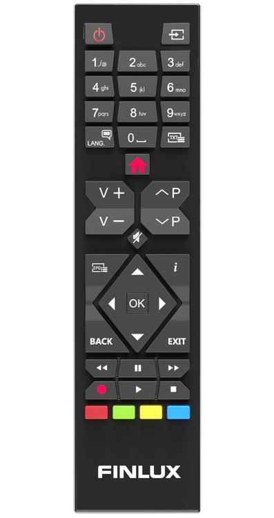 Finlux  TVF24FHE4220, originální dálkový ovladač