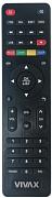 Vivax DVB-T2 175H   náhradní dálkový ovladač jiného vzhledu