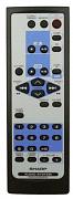 Sharp XL-UH25 náhradní dálkový ovladač jiného vzhledu