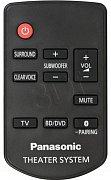 Panasonic N2QAYC000103, SC-HTB18 EG-K náhradní dálkový ovladač jiného vzhledu