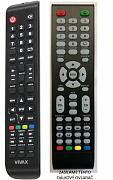 VIVAX 32LE112T2S2 , 40LE112T2S2 náhradní dálkový ovladač se stejným popisem