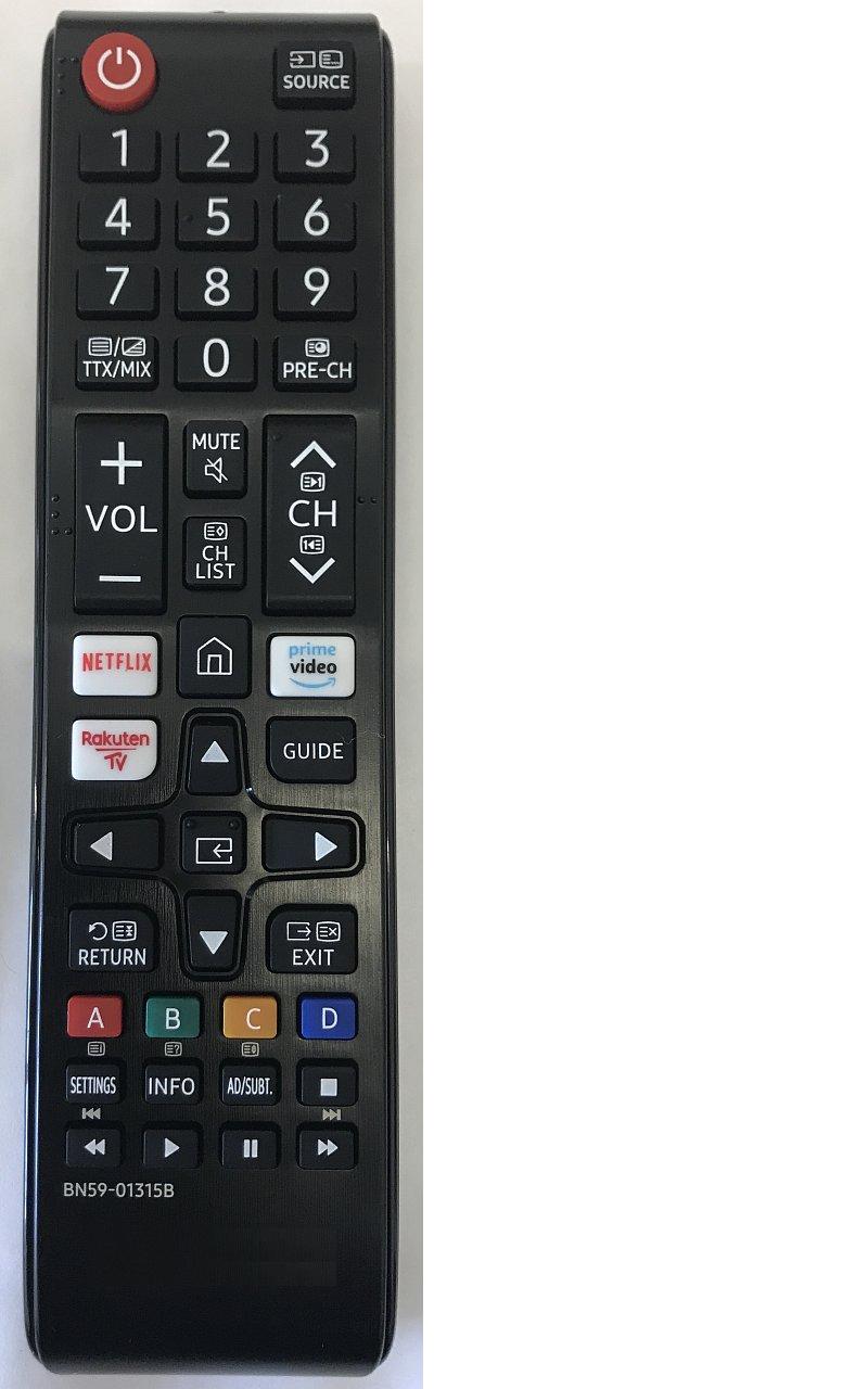 Samsung BN59-01315B náhradní dálkový ovladač stejného vzhledu