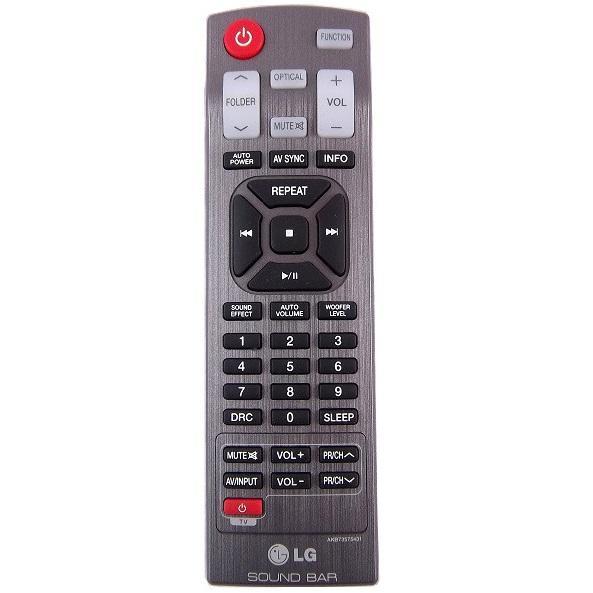 LG AKB73575431  originální dálkový ovladač.
