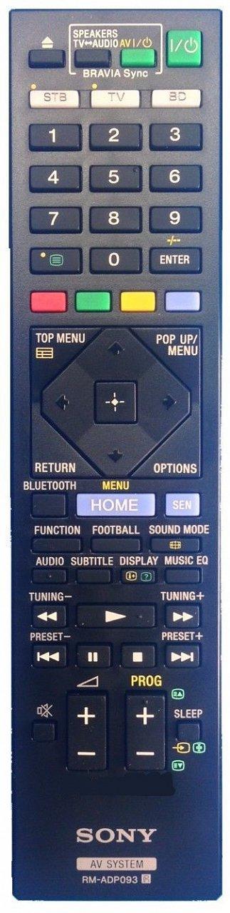 Sony RM-ADP093 originální dálkový ovladač.