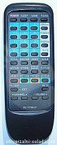 AIWA Dálkový ovladač RC-7VT06 Vzhled jako originální ovladač TVAT215KH, TVCT215
