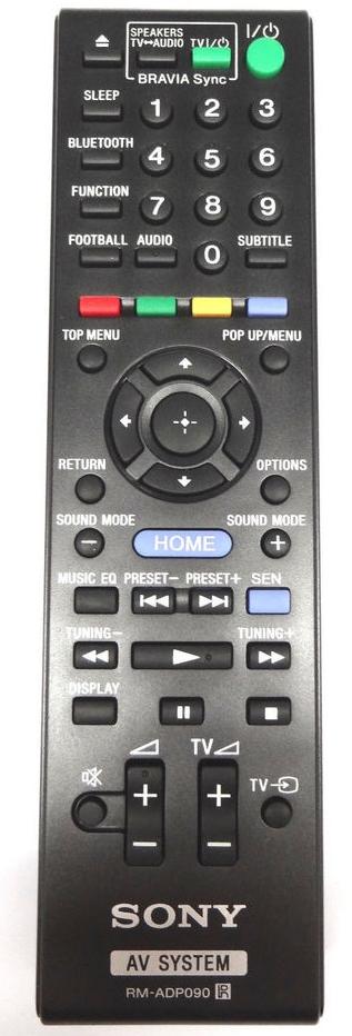 Sony RM-ADP090 originální dálkový ovladač