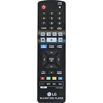 LG AKB73735801 originální dálkový ovladač