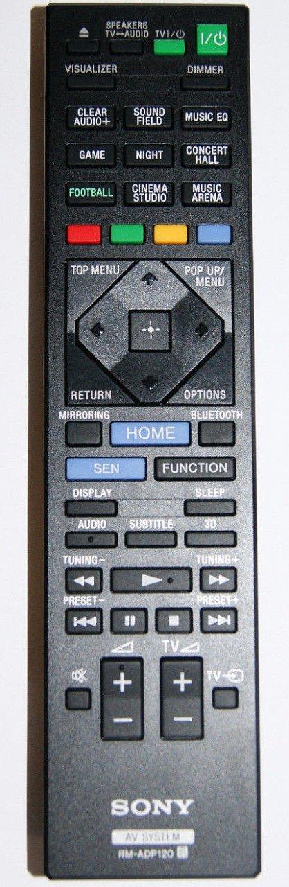 Sony  RM-ADP120 originální dálkový ovladač