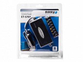 EASY TOUCH ET-5701 Univerzální automobilový napáječ pro notebooky