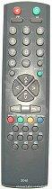 MORAVA, TESLA Dálkový ovladač RC2040  vzhled jako originální ovladač RC2040