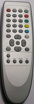 Hyundai - RC1153403/00, RC1153408 CTV 1410MN, CTV 2125SP, CTV 2114SN náhradní dálkový ovladač jiného vzhledu