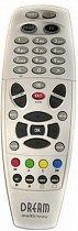 DREAM BOX  náhradní dálkový ovladač jiného vzhledu 800HD, 800HDSE, 500HD, 7020HD  7000,  7020, 7025