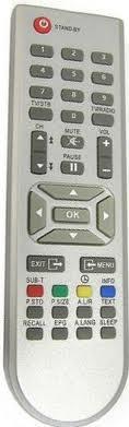 Fuba ODE730CI replacement remote control