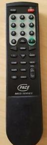 Pace - MSSMSS200 MSS201 MSS232G MSS290 MSS300DMX MSS300 MSS301–J náhradní dálkový ovladač pro satelitní příjímače