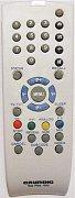 HOMETECH - CTV1431T náhradní dálkový ovladač se stejným popisem kláves.