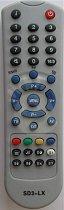 SCHNEIDER  - STV5100TZ dálkový ovladač