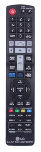 LG AKB73775603 originální dálkový ovladač
