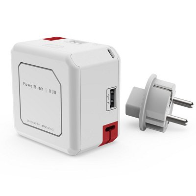 Power Cube PowerUSB HUB Portable (8719186001054)