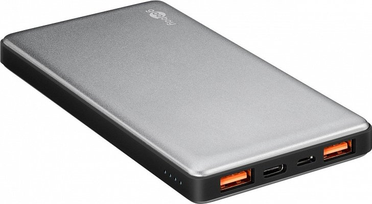 Quick Charge Powerbank 10.0 (10 000mAh) QC3