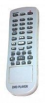 Náhradní dálkový ovladač DVD - Magnavox MDV439