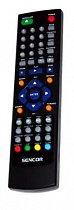 Sencor SDV-8804T SDV8804T DVD + DVBT náhradní dálkový ovladač jiného vzhledu.