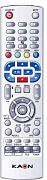 Kaon KVR1000 DAB, KVR1000 PLUS náhradní dálkový ovladač